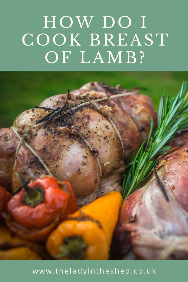 Breast of lamb